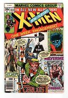 Uncanny X-Men #111, VG- 3.5, Wolverine, Storm, Banshee vs. Mesmero