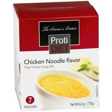 ProtiDiet - Chicken Noodle High Protein Diet Soup Mix