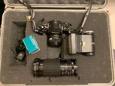 Vintage Canon F-1 Camera