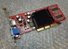 64MB nVidia 180-10073-0000-A01 VGA S-Out AV-Out AGP Graphics Card 8847 VER:100
