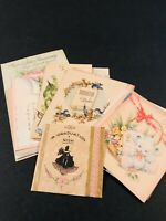 Lot Of Vintage Greeting Cards Some Back To The 1940s