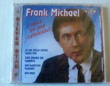 FRANK MICHAEL (CD) C'ETAIT TOI QUE J'ATTENDAIS - NEUF SCELLE