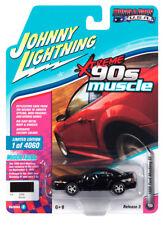 Johnny Lightning Ford Mustang GT 1999 Black JLMC014 1/64