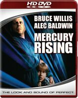 Mercury Rising, Bruce Willis - HD DVD Nuovo sigillato