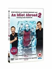 Karl Pilkington An Idiot Abroad Complete Series 2 2 DVD Set (Ricky Gervais) SKY