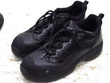 Men's Carolina Safety Steel Toe ANSI  Work #6741 Shoes Size 10M black