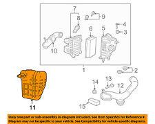 MAZDA OEM 08-11 Tribute Air Cleaner Intake-Resonator Duct Tube Hose ZZDA1319X