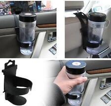 Black Universal Vehicle Car Truck Door Mount Drink Bottle Cup Holder Stand  WT