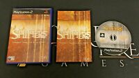 Shifters - Playstation 2 PS2 Game - TESTED/WORKING - UK PAL