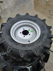 Schlepper-Reifen Traktorreifen BKT TR-171 6.00-12 mit Felge