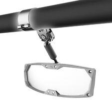 """Seizmik Halo-R Rearview Mirror Gray Bezel 1.5-1.625"""" - Pioneer 500 700 YXZ1000R"""