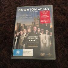 DOWNTOWN ABBEY DVD. SEASON ONE . 4 DISCS. REGION 2/4/5