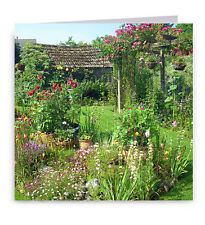 Pack of 6 Cottage Garden Greeting Cards