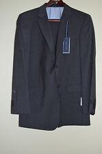 Authentic Tommy Hilfiger Trim Fit Suit Seperate Gray Jacket 42L Pants 36x32