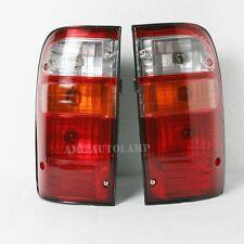 95-04 Toyota Hilux Tiger D4D Sr5 Rzn Vzn Stout Sportcruiser Tail Lamp Light Pair