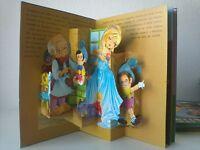 1980 Libro Animado Pop-Up, Pinocho en su Centenario, Cobas nº 1