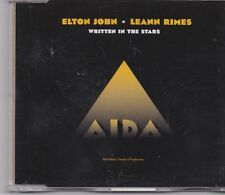 Elton John&Leann Rimes-Written In The Stars cd maxi single