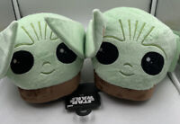 Baby Yoda Slippers. The Child Star Wars Size 13/14. NEW