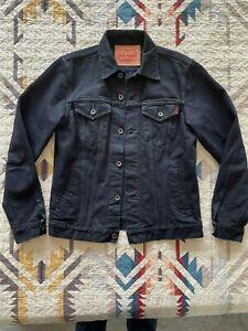 Iron Heart IH-526J-142OD, Denim Jacket, Size L