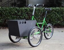 Onya Cycles Front Loading Cargo Tricycle (Bike)