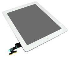 iPad 2 2nd Gen A1395 Touch Screen Digitizer Front Glass + Home Button White UK