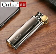 CHIEF Mini Old-Fashioned Creative Kerosene Lighter Classic Personality Gasoline