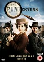 Nuovo The Pinkertons - Completo Mini Serie DVD