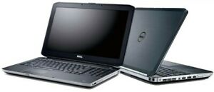 "Dell Latitude E5530 15.6"" Intel i5 4GB RAM 750GB Hard Drive Original Charger UK"