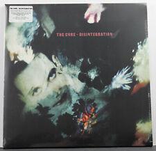 THE CURE Disintegration 2x LP vinyl 180g Eur 2010 Fiction NEW/SEALED