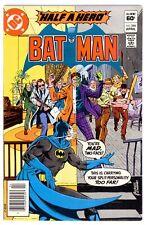 BATMAN #346('82)TWO-FACE/LUCIUS FOX/DICK GRAYSON(NEWSSTAND)CGC IT(VF/NM)w/INSERT
