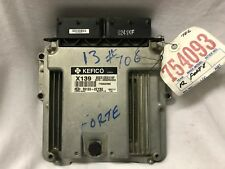 2013 KIA FORTE OEM ECU ENGINE CONTROL MODULE 39133-2EYB0 [CHECK PART#]