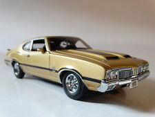 Danbury Mint 1970 Oldsmobile 442 W-30 Coupe LE 1:24 Scale Diecast Model Olds Car