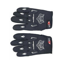 Full Long Finger Riding Bicycle Motorcycle Bike Gloves Outdoor Sports Black New