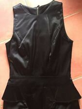 Cue Satin Solid Clothing for Women