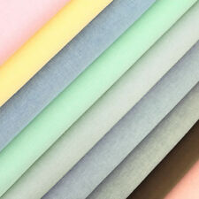 Crafts Solid/Plain Unbranded 100% Cotton Fabric