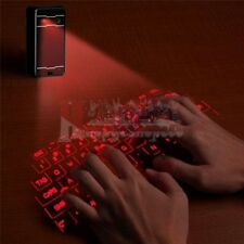 Wireless Bluetooth Full-Size Virtual Laser Keyboard Mouse for iPad Air iPad Pro