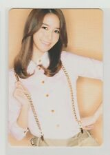 """SNSD GIRLS' GENERATION """"Gee """"  Japan Official Photo Card YOONA NEW  F/S G315"""