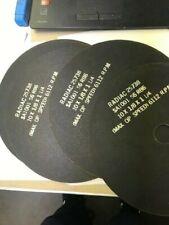 New listing (5) Radiac Cut Off Wheels 10 X 1/8 X 1-1/4 Arbor Hole