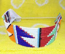 African Maasai necklace choker Masai Massai tribal boho ethnic jnmc319