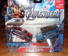 Nick Fury, Armored Van & Black Widow, Leadfoot (Marvel Avengers by Maisto 15214)