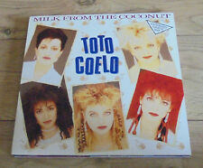 """12"""" Maxi Toto Coelo Milk From The Coconut (Extended Dance Mix)  ,Mint"""