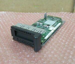 Fujitsu A3C40107209 SAS Module For Primergy BX620 S3 S4 Servers S26361-F3207-L21