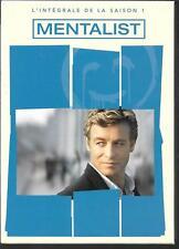 COFFRET 6 DVD ZONE 2--SERIE TV--MENTALIST--INTEGRALE SAISON 1