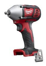 "Milwaukee 2658-20 M18 Cordless Li-Ion 3/8"" Impact Wrench w/ Friction Bare Tool"