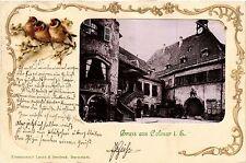 CPA   Gruss aus  Colmar i. E.  (452223)