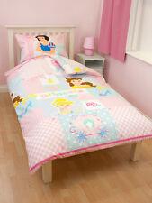 ORIGINAL DISNEY PRINCESS Prinzessinen ropa de cama reversible 135x200 NUEVO 2 en