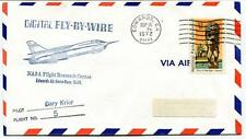 1972 F-8 Digital Fly-by Wire - Gary Krier - Flight Research Center Edwards NASA