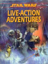 JDR RPG JEU DE ROLE / STAR WARS D6 LIVE-ACTION ADVENTURES VO