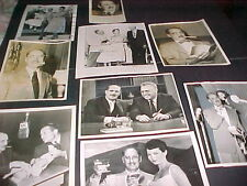 1940'S, 50'S GROUCHO MARX ORIGINAL PRESS PHOTOS
