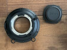 PL Mount for Canon C300 Mark II OEM